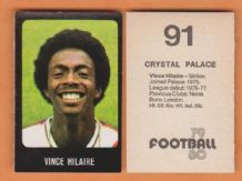 Crystal Palace Vince Hilaire